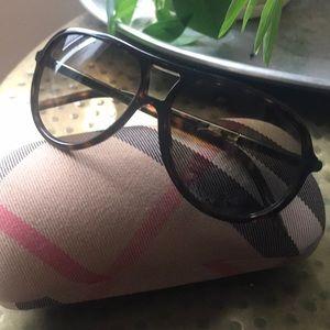 Burberry Aviator Sunglasses